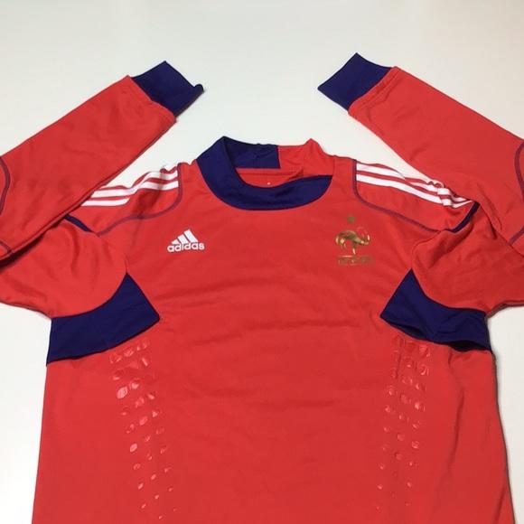 Adidas Federation Francaise de Football French ⚽️